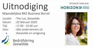 BKZ Business Borrel