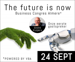 Business Congres Almere 'The Future is now'