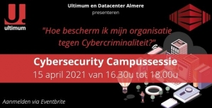 Cybersecurity campussessie