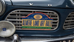 Eerste Almere Land Art Rally (geannuleerd)